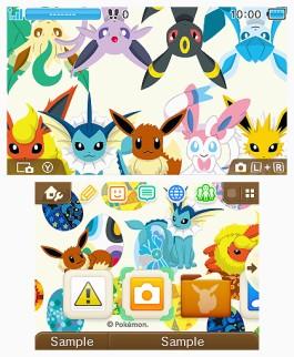Tema 3DS Pokémon Colección Eevee.png