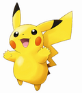 Pikachu en Pokémon Ranger 2