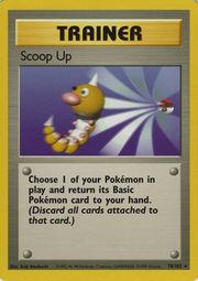 Carta Scoop up