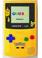 Game Boy Color Pokémon