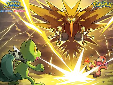 Archivo:Pokemon mundo misterioso azul y rojo ,contra Zapdos.jpg