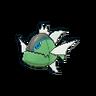 Basculin raya azul XY