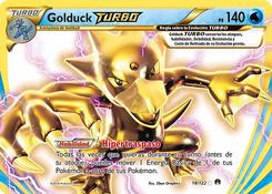 Carta de Golduck