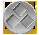 Archivo:Símbolo del Saber Plata.png