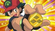 EP778 Ash con el Símbolo del Saber