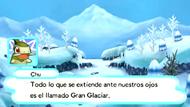 Gran Glaciar (exterior)