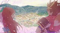 Héroe & eevee - Oichi & Jigglypuff en Aurora