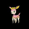 Imagen de Deerling forma primavera en Pokémon X y Pokémon Y