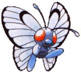 Archivo:Butterfree en la primera generación.png
