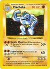 Machoke (Base Set TCG)