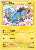 Shinx (TURBOlímite TCG)