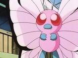 Imagen de Butterfree rosa