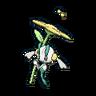 Floette amarilla XY