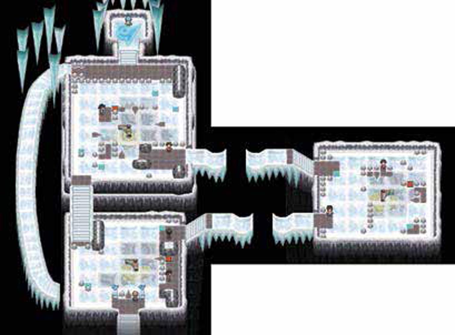 Gimnasio pok mon de ciudad teja wikidex fandom powered for Gimnasio 7 pokemon esmeralda