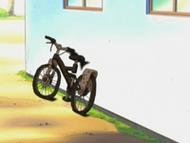 EP277 Bici de Aura chamuscada