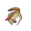 Imagen posterior de Pidgeot en la sexta generación