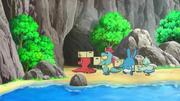 EP791 Refugio de los Pokémon piratas