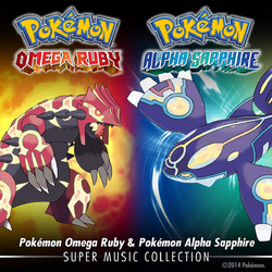 Pokémon Omega Ruby and Pokémon Alpha Sapphire - Super Music Collection.png