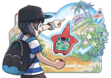 Artwork RotomDex
