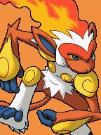 Archivo:Entrada de combate contra Infernape en Pokémon Ranger 2.png