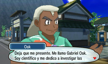 Gabriel Oak SL