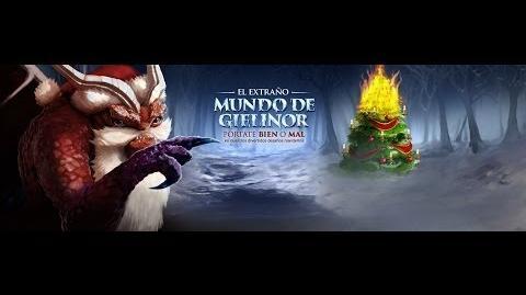 RuneScape 3 Evento de Navidad 2013-2014 Español.