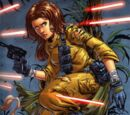 Star Wars Empire: Princess... Warrior