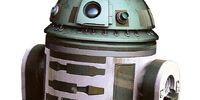 Droide astromecánico serie R9