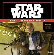 Han y Chewie Han vuelto Portada