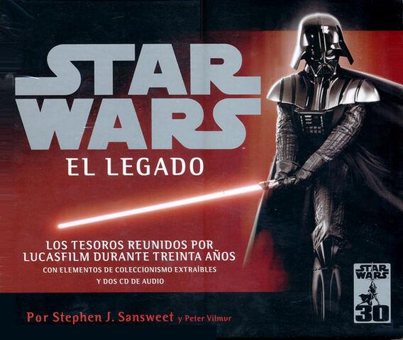 Archivo:Star Wars El Legado.jpg