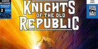Star Wars: Caballeros de la Antigua República 2: Graduación, Parte 2