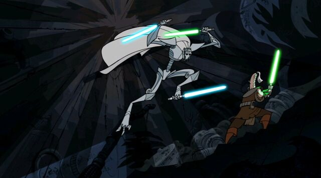 Archivo:Grievous attacks Ki-Adi-Mundi.jpg