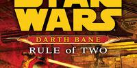 Trilogía de Darth Bane
