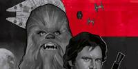 La Huida del Contrabandista: Una Aventura de Han Solo y Chewbacca