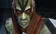 Darth Desolous face