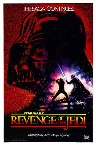 Archivo:Revenge of the jedi poster.jpg
