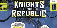 Star Wars: Caballeros de la Antigua República 18: Noches de Ira, Parte 3
