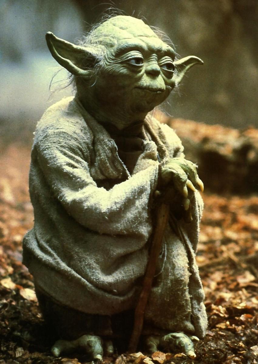 Resultado de imagen para maestro yoda
