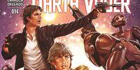 Star Wars: Darth Vader 14: Vader Down, Part IV