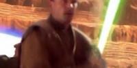 Jedi humano no identificado (decapitación de C-3PO)