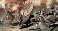 Endor base assault begins.png