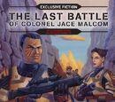 The Last Battle of Colonel Jace Malcom