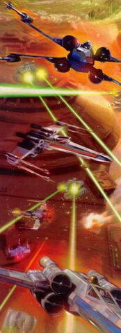 Archivo:X-wing prototypes.jpg