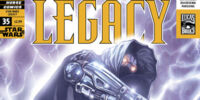 Star Wars: Legacy 35: Storms, Part 2
