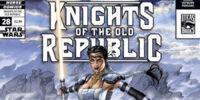Star Wars: Knights of the Old Republic 28: Vector, Part 4