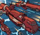 Crucero de asalto ligero de la República