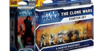 Star Wars Miniatures: The Clone Wars