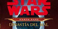 Darth Bane: Dinastía del Mal