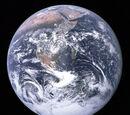 Lista de referencias de la Tierra en Star Wars