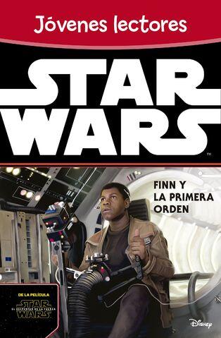 Archivo:Finn y la Primera Orden Portada.jpg